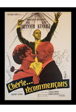 SPV Chérie...recommençons (Once More, with Feeling!) Lithographic Poster