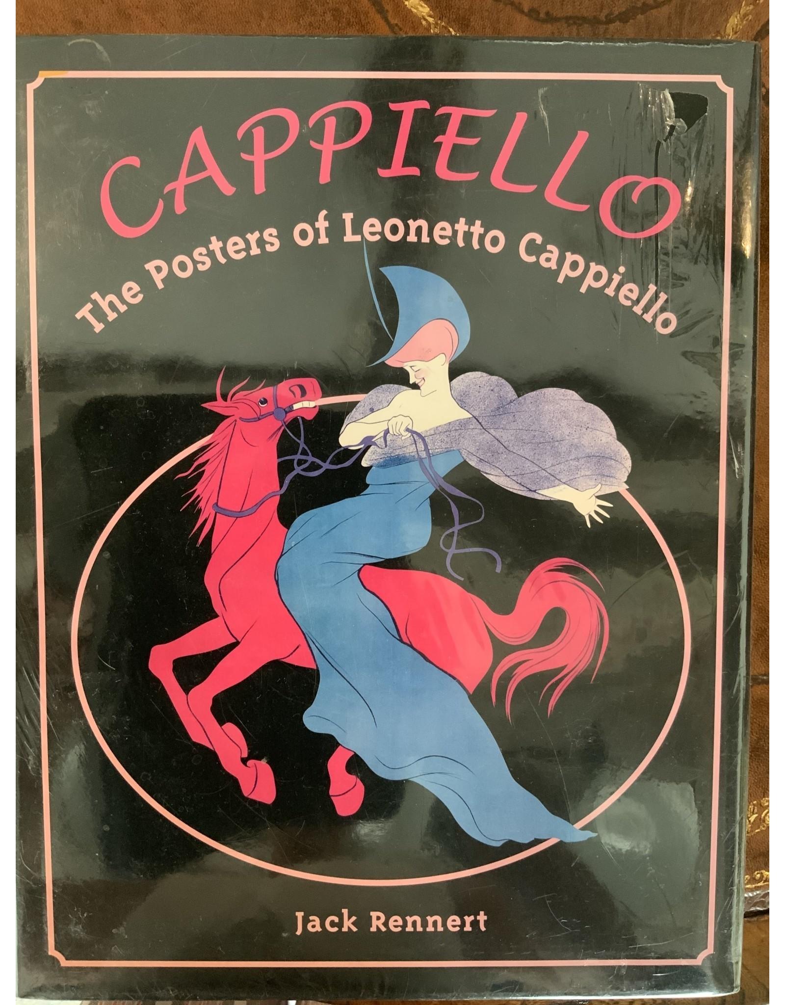 SPV Poster book of Leonetto Cappiello