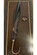 SPV Vintage wood handled umbrella black