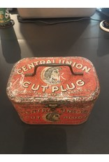 SPV Central Union Tobacco Tin