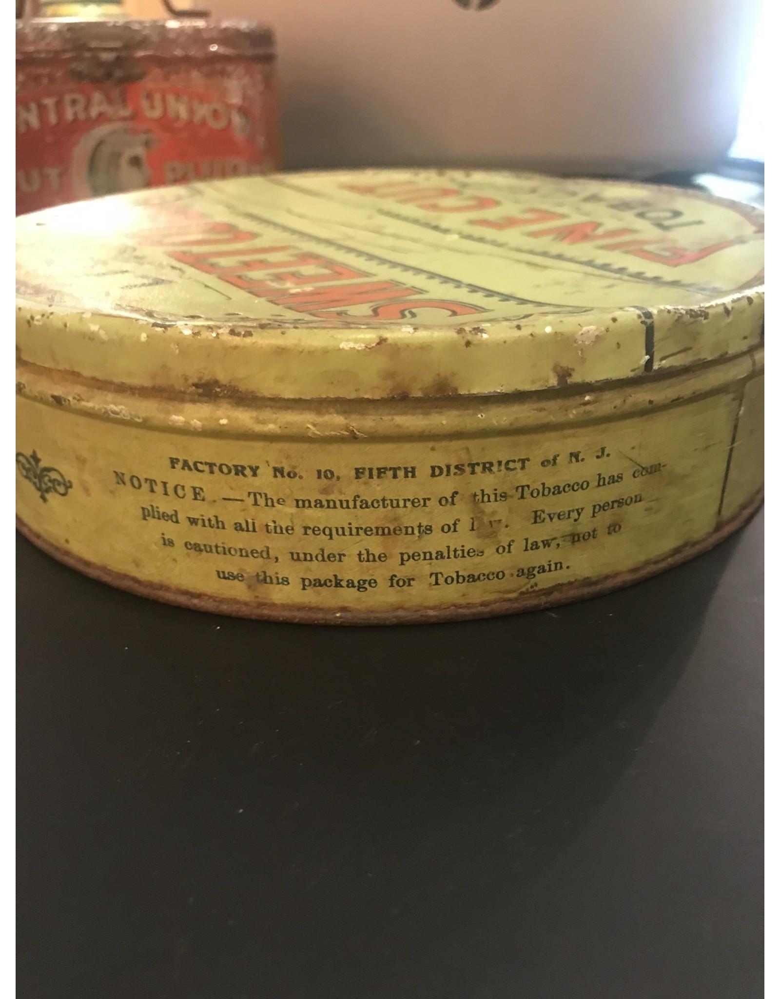 SPV Sweet Cuba Tobacco Tin