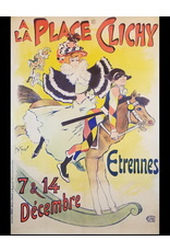 SPV A LA PLACE CLICHY Lithograph Poster