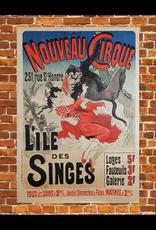 SPV Nouveau Cirque - L'ile Des Singes