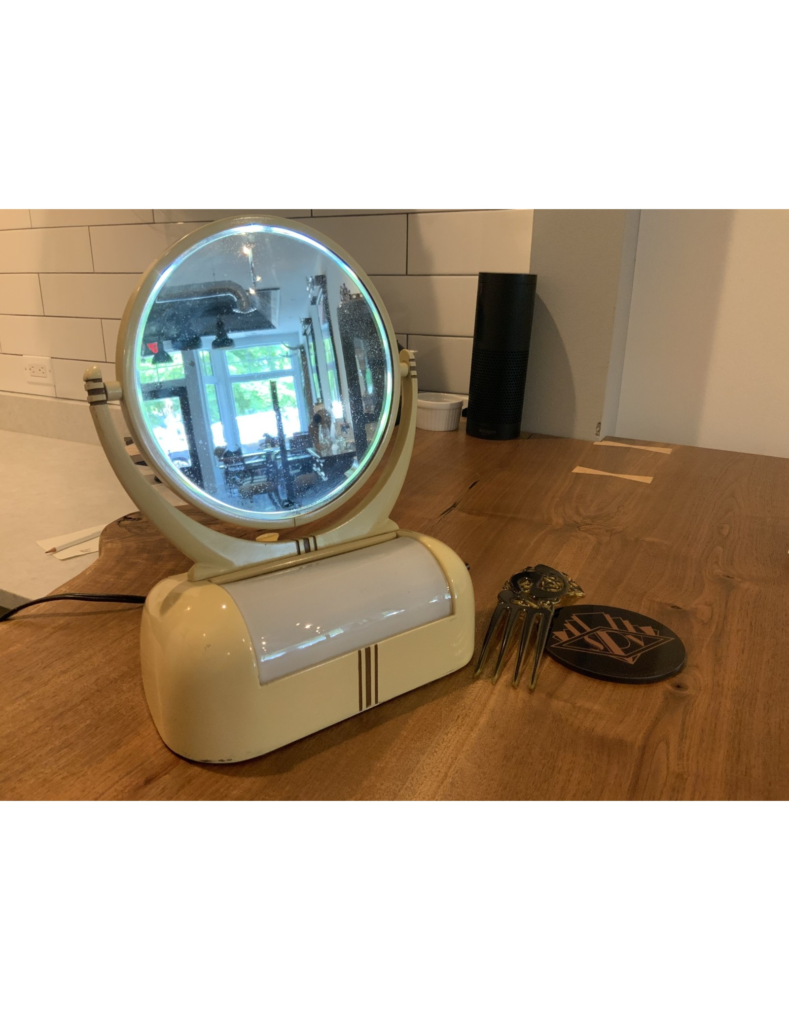 SPV Vintage cosmetic mirror