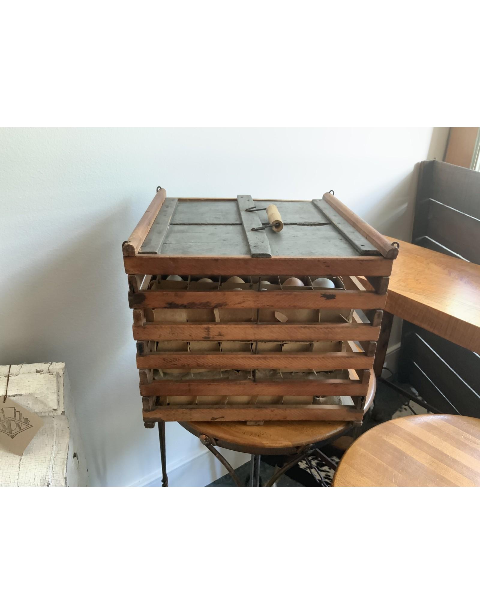 SPV Vintage egg crate