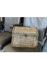 SPV Rattan box purse