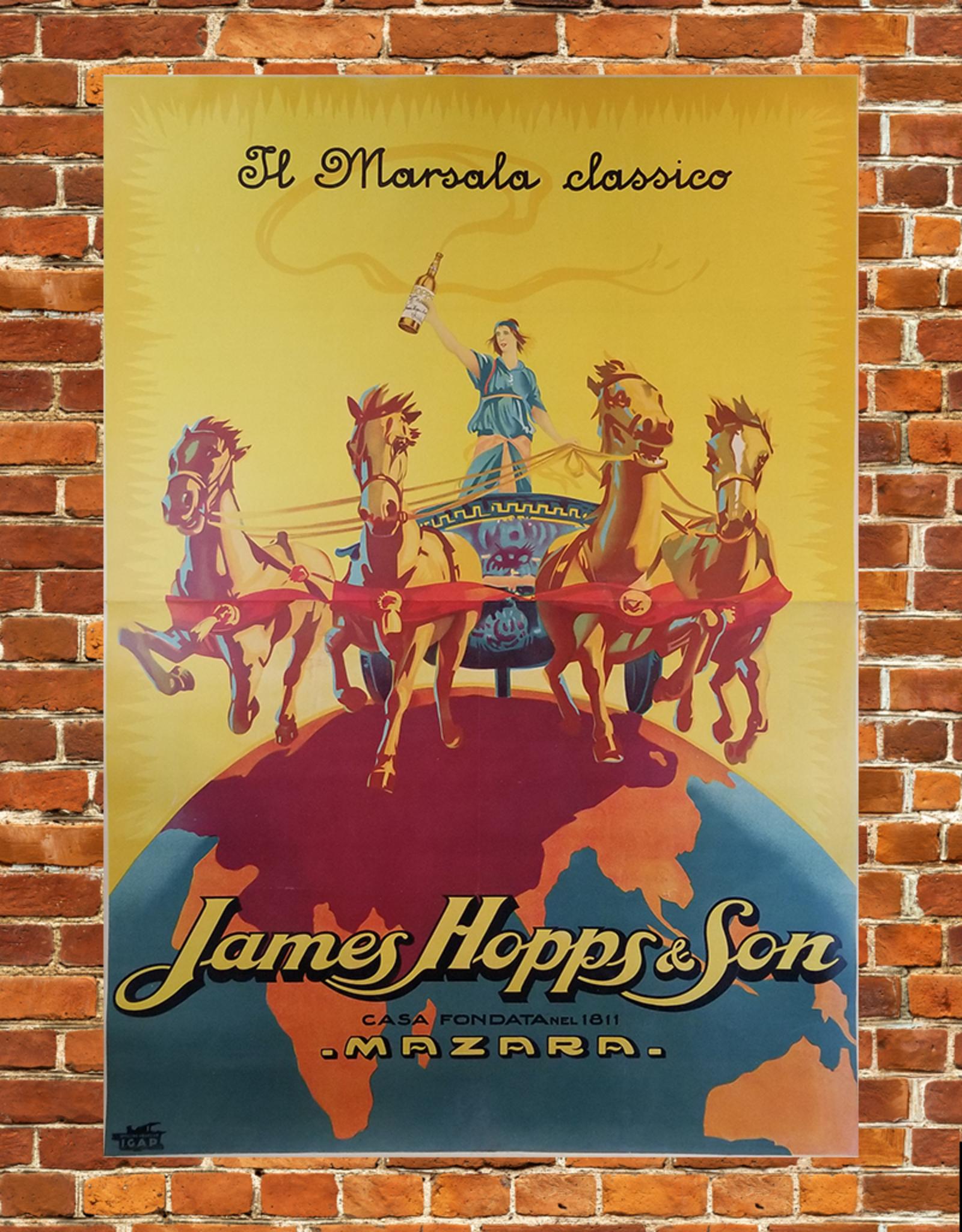 SPV James hopps and son 1920