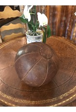 SPV Vintage Leather Medicine Ball