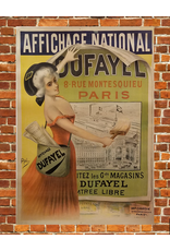 SPV Dufayel Lithograph Poster