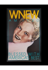SPV WNEW AM 1130 Peggy Lee Poster