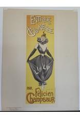 SPV Maitre de L'Affiche plate 210, Entree de Clownesse