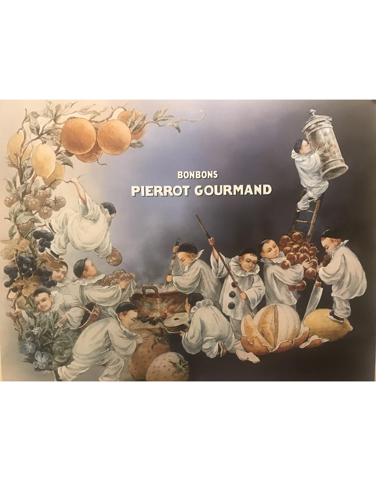 SPV BONBONS Pierrot Gourmand Poster