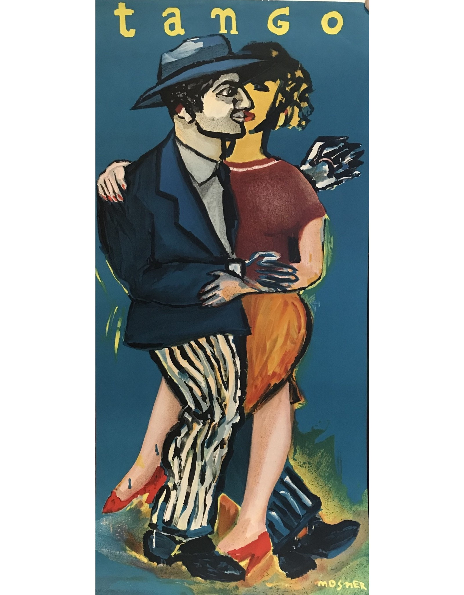SPV Tango by Ricardo Mosner