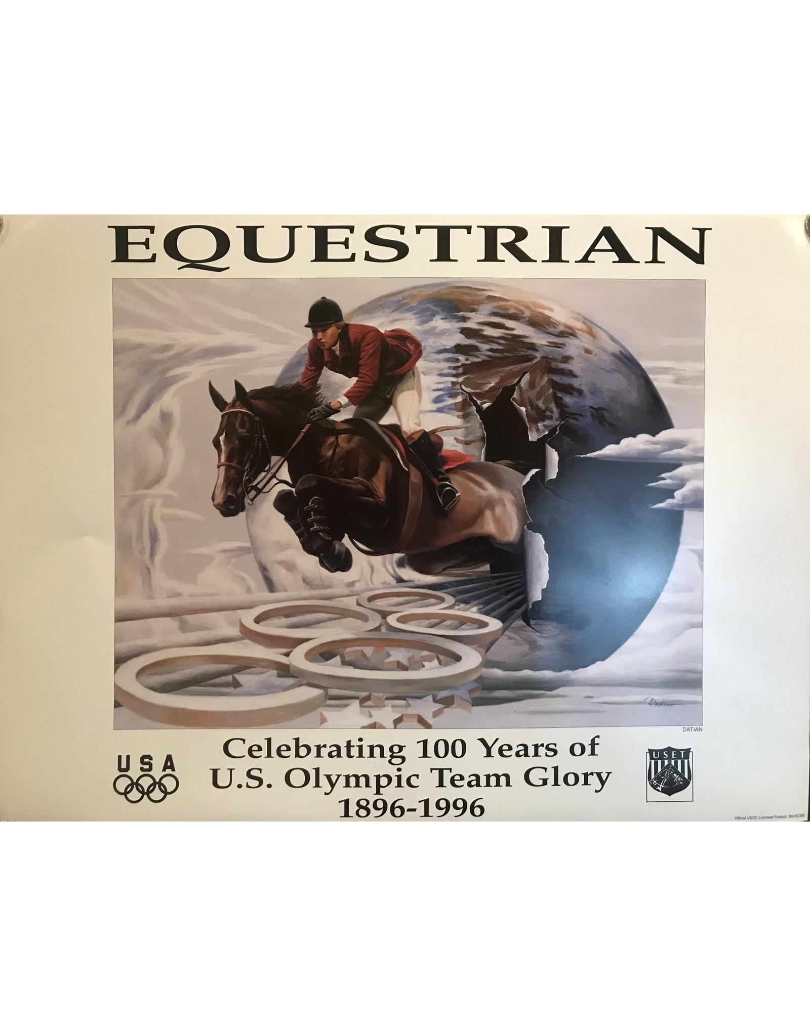 SPV Equestrian 100 years Olympic celebration