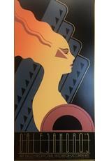 SPV Art Deco Poster female facing right