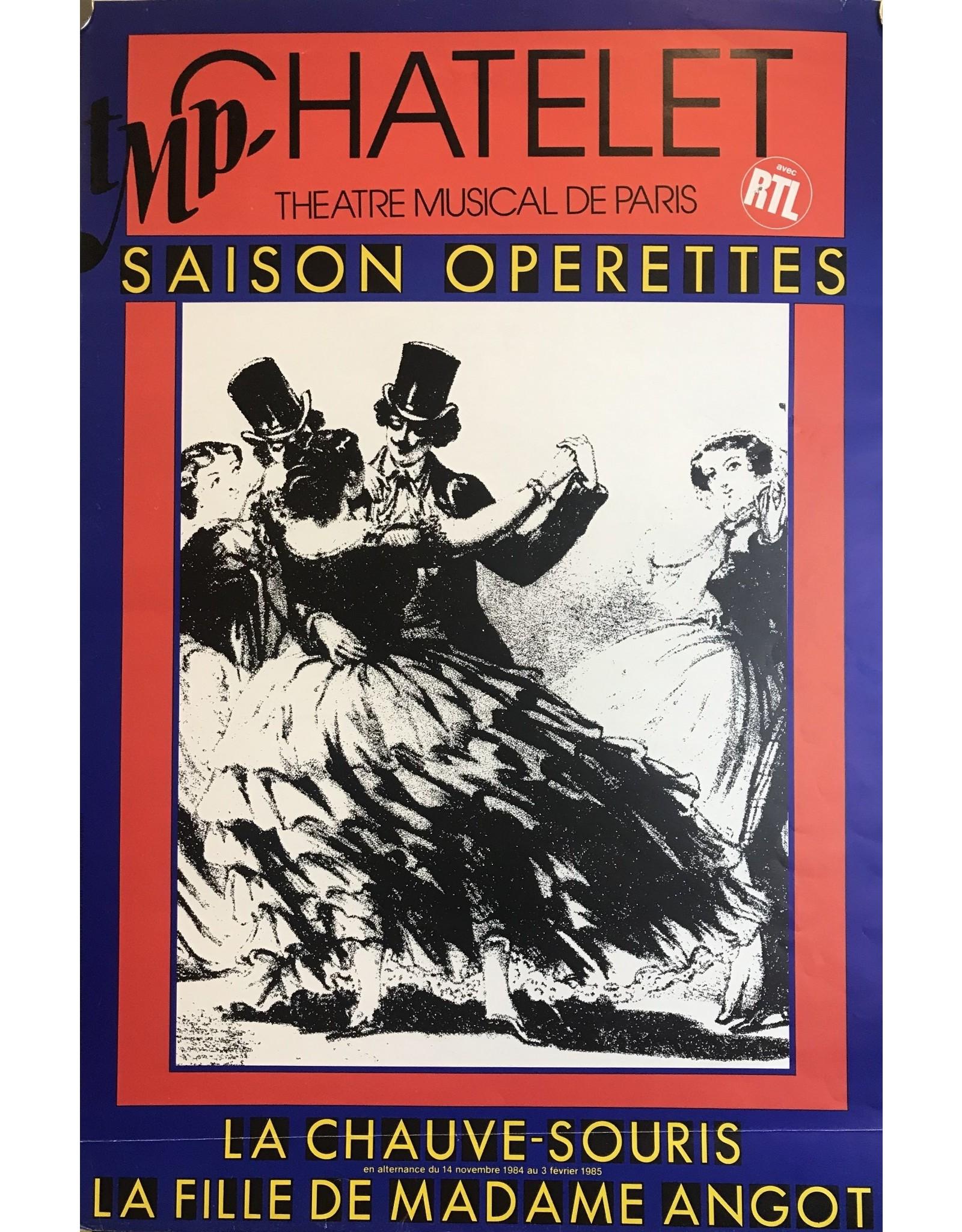 SPV Chatelet Saison Operettes