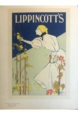 SPV Maitre de L'Affiche plate 44, Lippincott's May