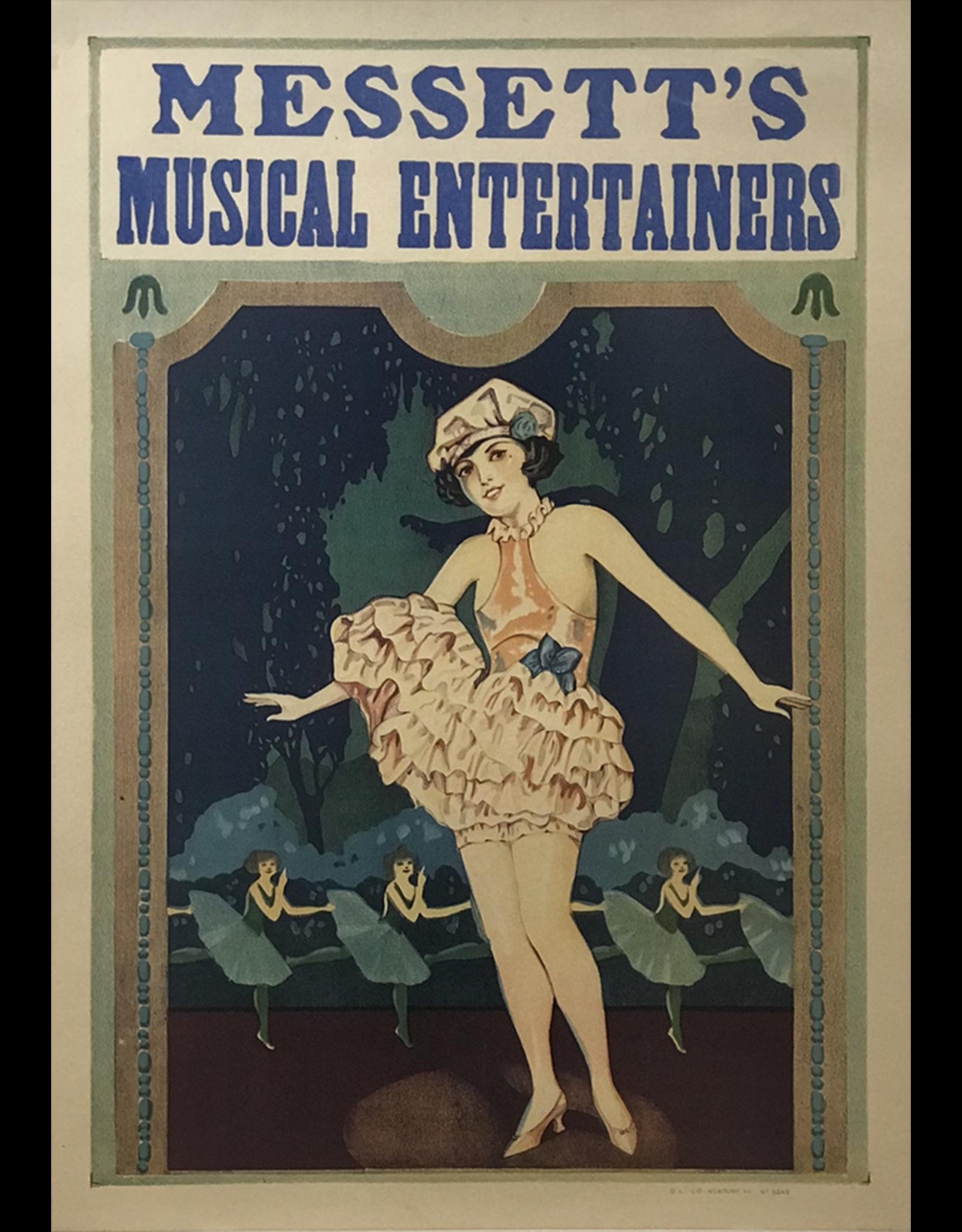 SPV Messett's Musical Entertainers