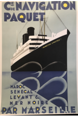 SPV Navigation Paquet by Max Ponty print