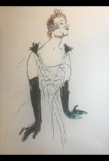 SPV Yvette Guilbert- Taking a Curtain Call