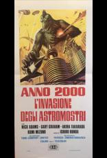 Anno 2000 L'Invasione Degli Astromostri