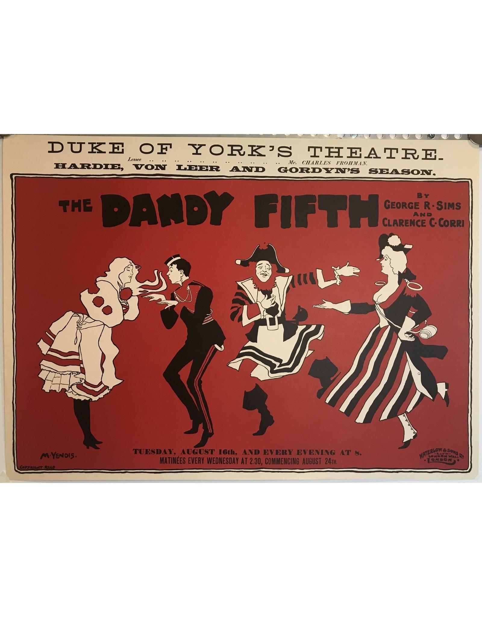 SPV Dandy Fifth-Duke of York's Theatre
