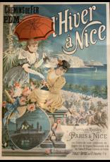 SPV L'Hiver a Nice France Poster