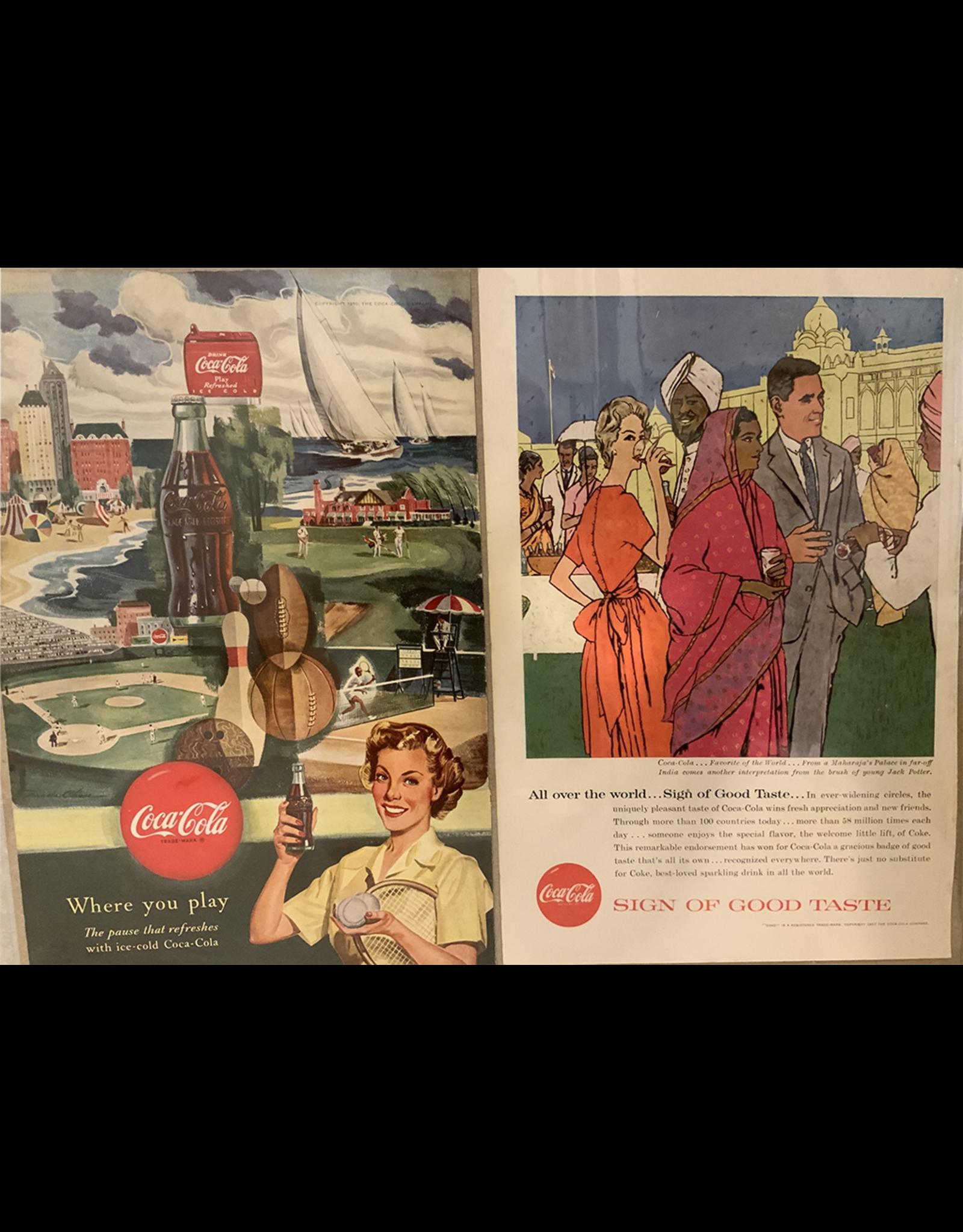 SPV 1950's Coca-Cola advertisement