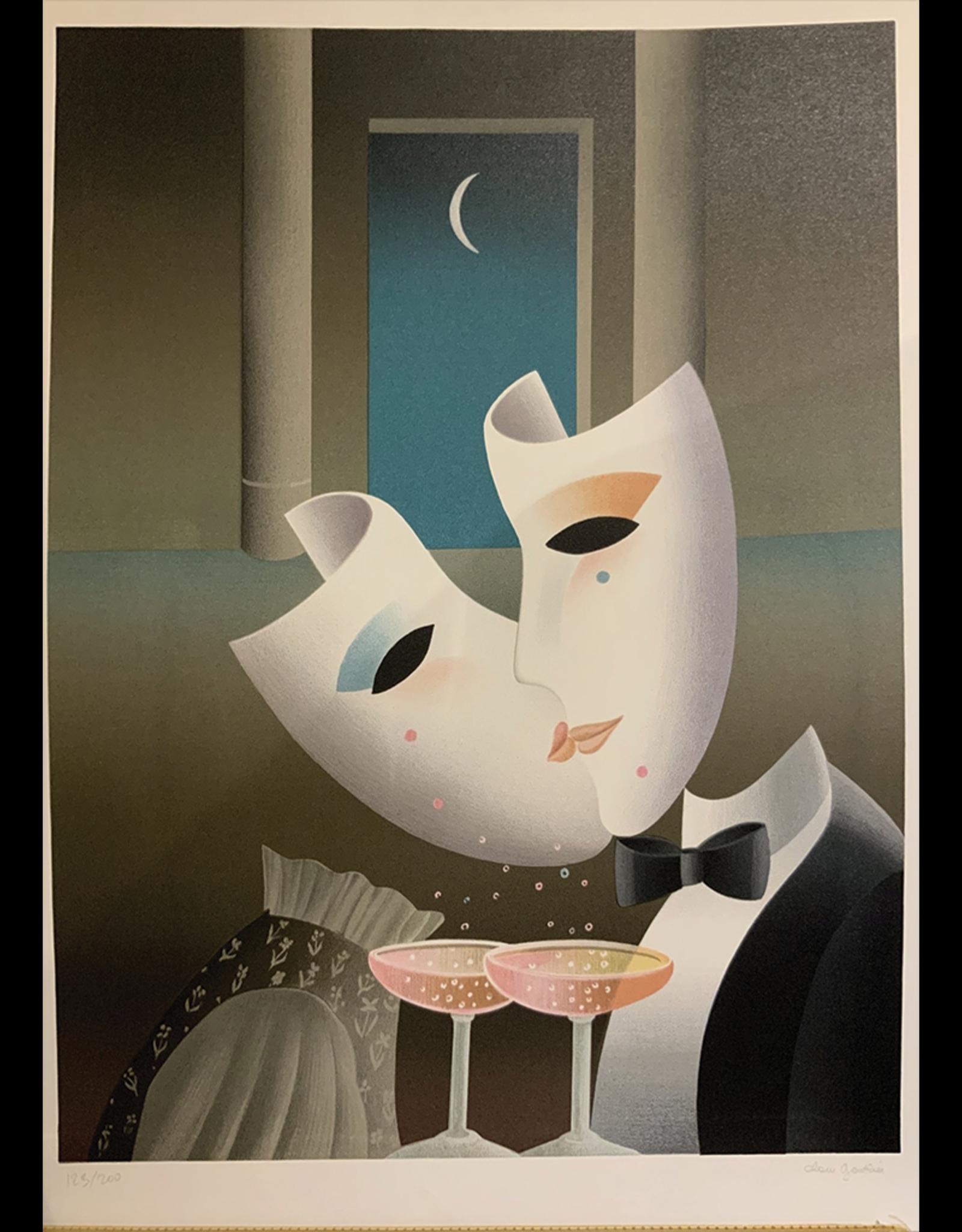 SPV Kissing Masquerade