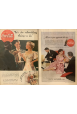 SPV 1950's advertisements of Coca-Cola