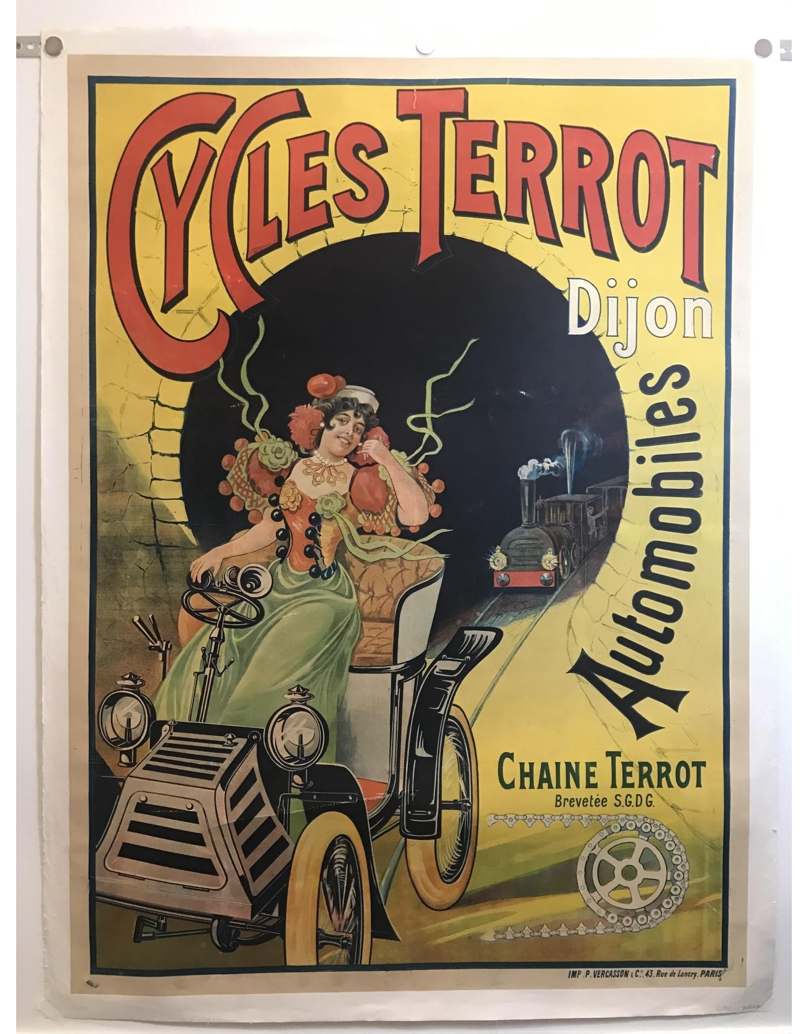 SPV Cycles Terrot