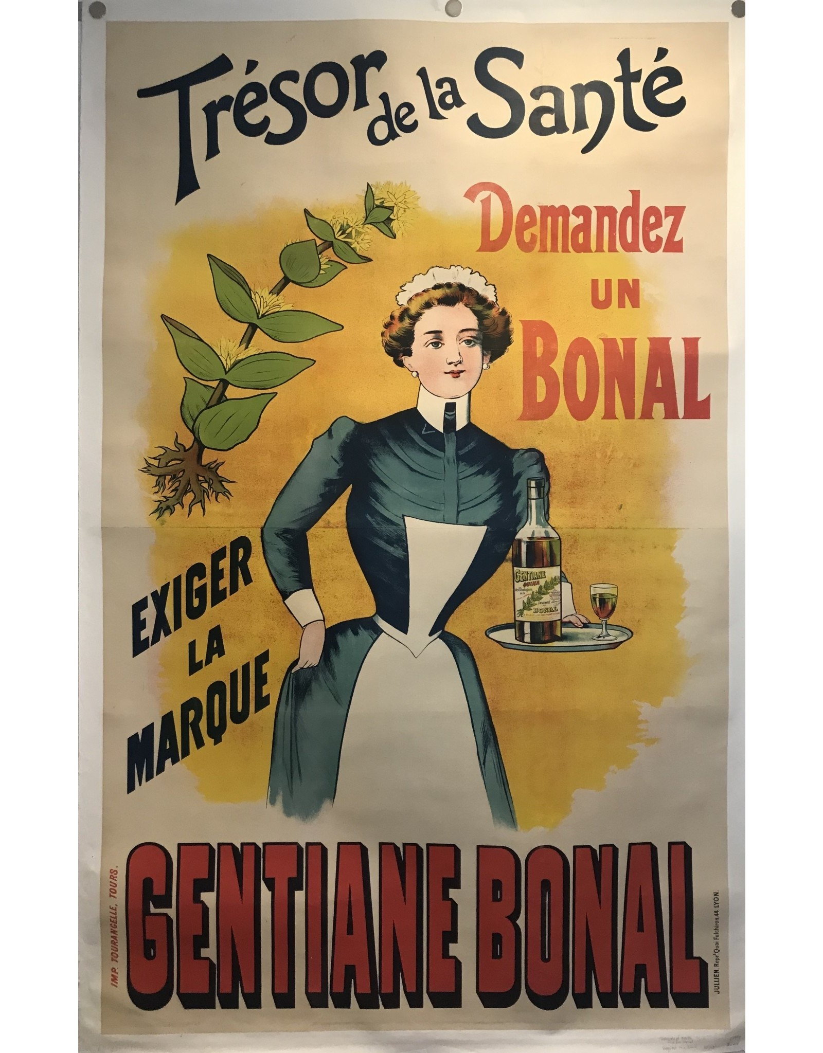 SPV Bonal Poster