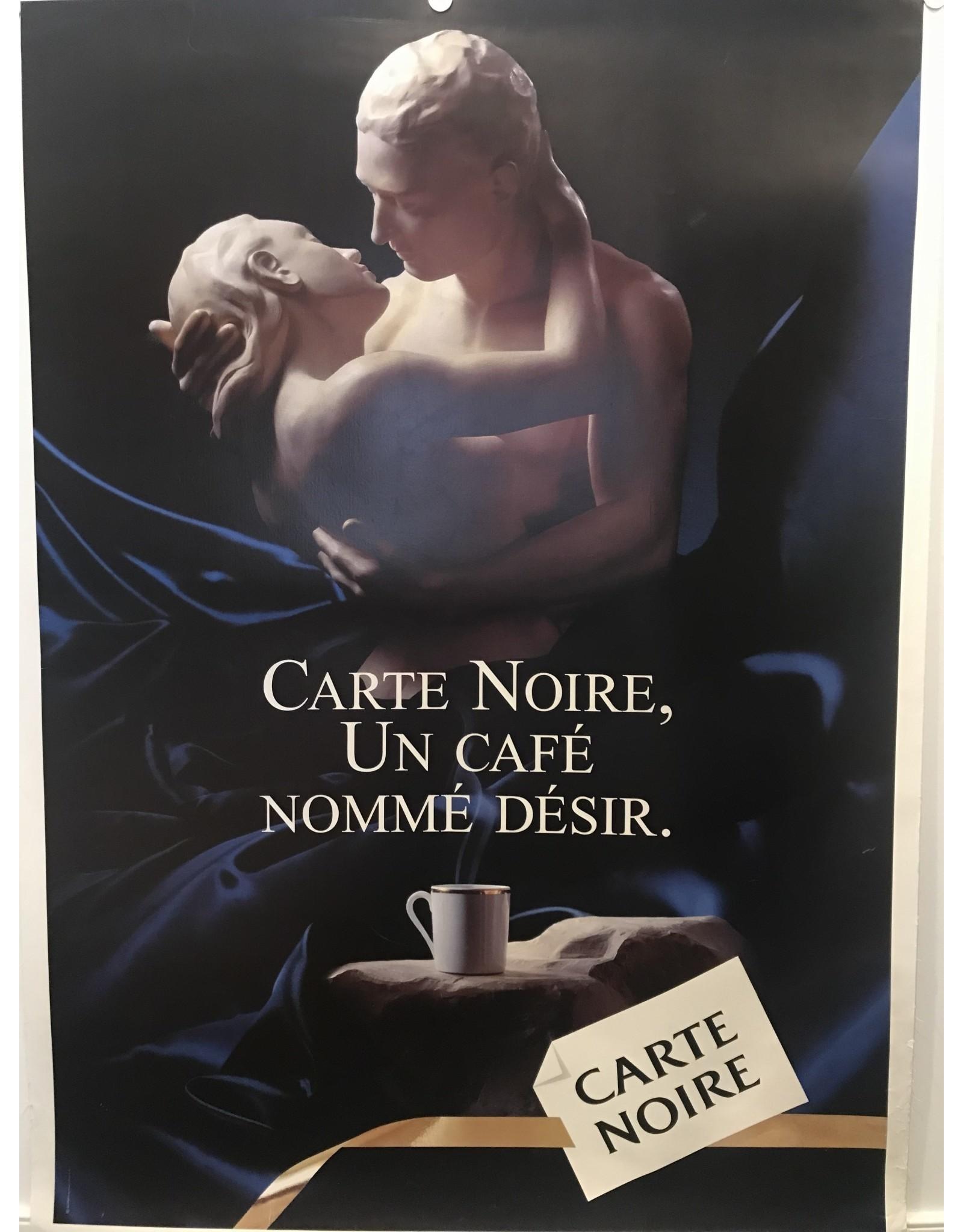 SPV Carte Noire, Un Cafe Nomme' desir