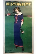 SPV Mistinguett in blue dress