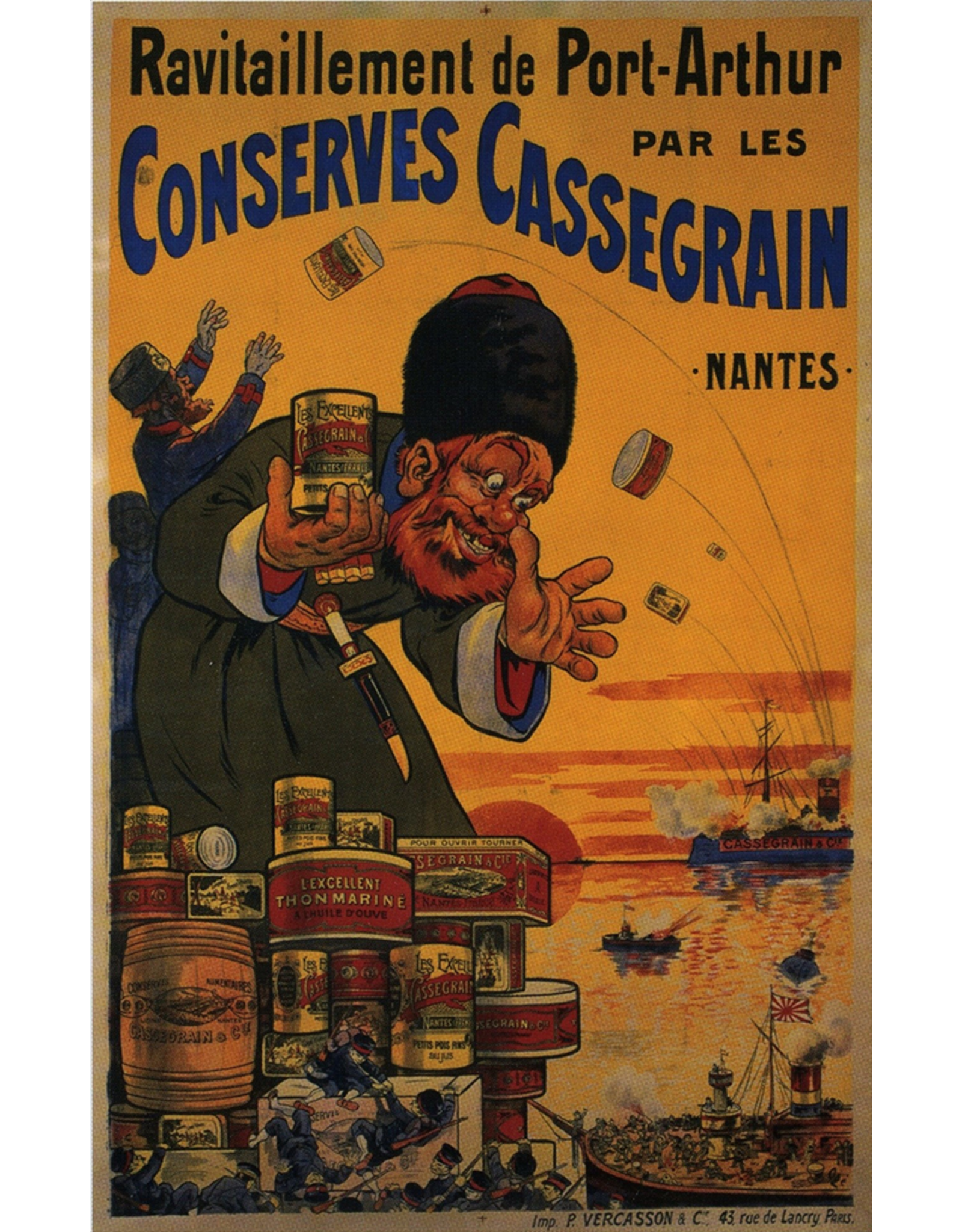 SPV Conserves Cassegrain
