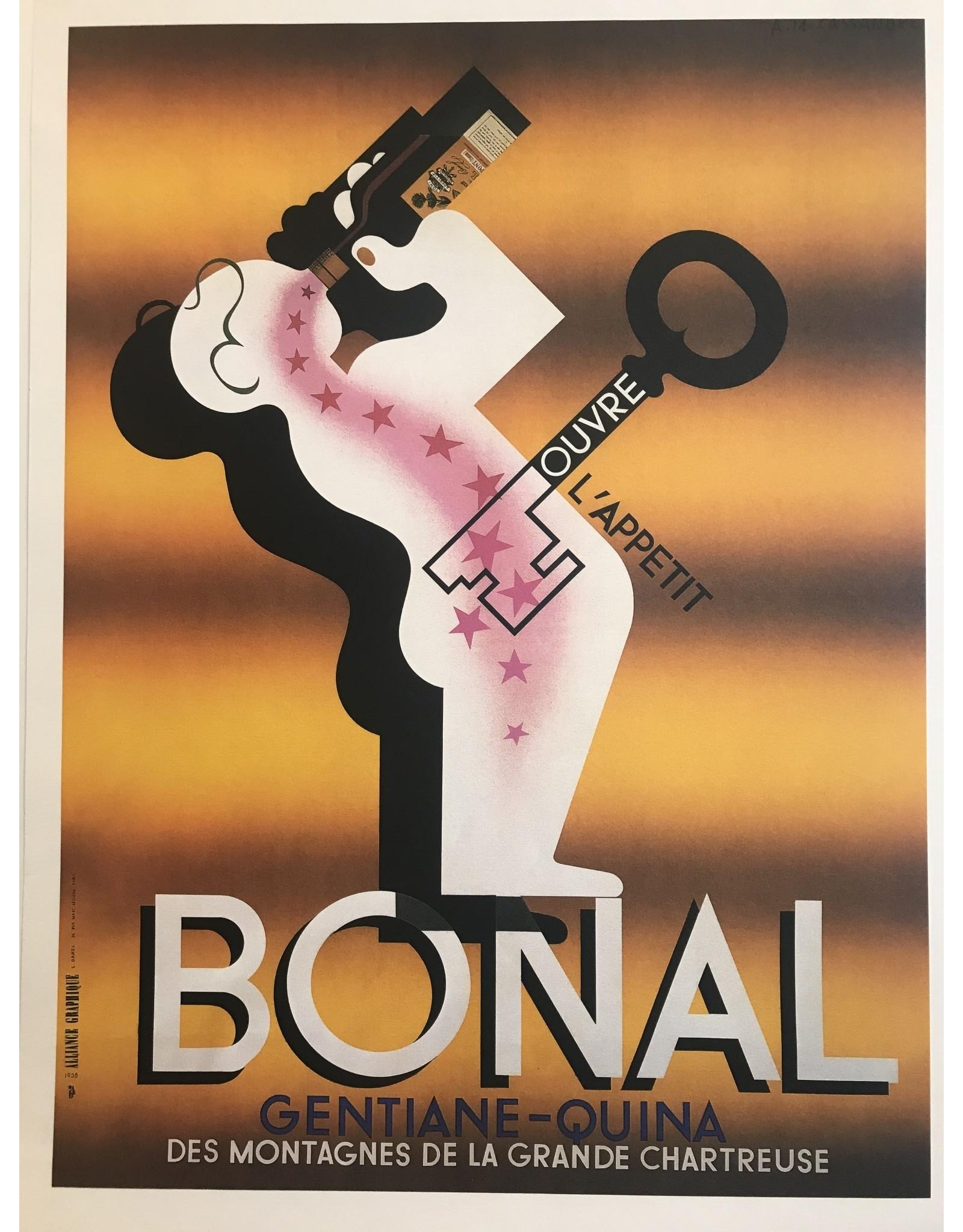 SPV Bonal by A.M. Cassandre print