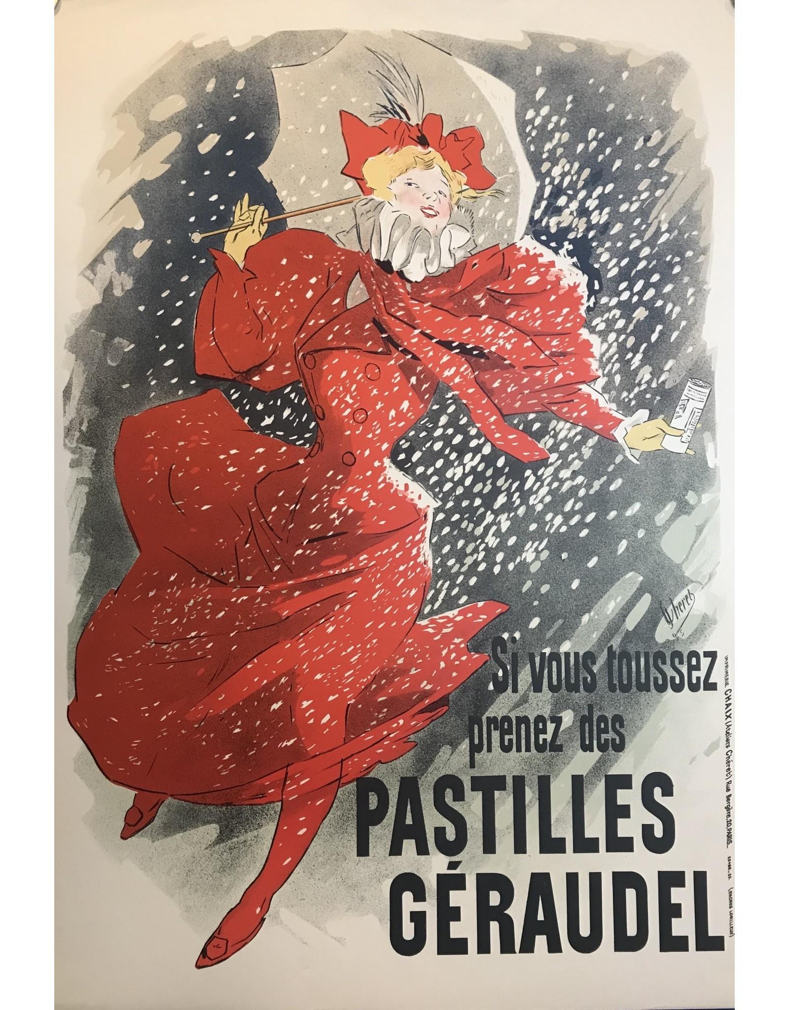 SPV Pastilles Geraudel by Jules Cheret