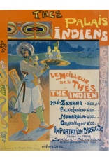 SPV Maitre de L'Affice plate 199, Thes du Palais Indiens