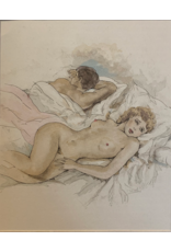 SPV Chimot, Nude Woman in Sheets