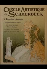 SPV Maitre de L'Affiche plate 212, Cercle Artistique de Schaerbeek