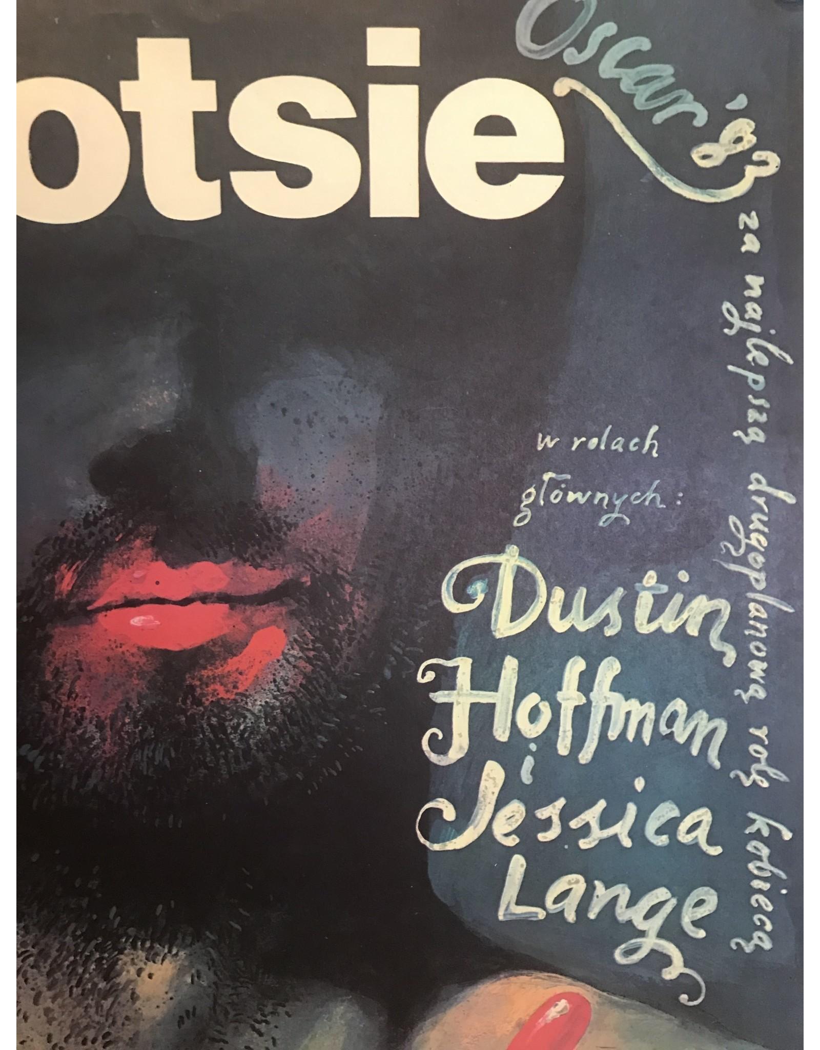 SPV Polish Tootsie Movie Poster