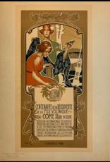 SPV Maitre de L'Affiche plate 160, Centenaire de la Découverte