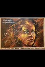 SPV Mezczyzni w zyciu Marii Poster