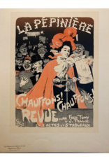 SPV Maitre de L'Affiche plate 159, La Pepiniere