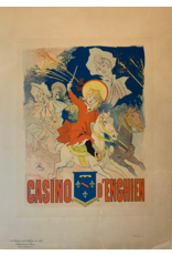 SPV Maitre de L'Afffiche plate 129, Casino d'Enchien