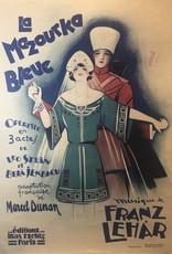 SPV La Mazourka Bleue