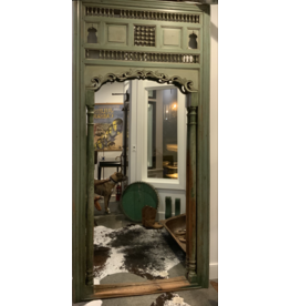 SPV Old door full-length mirror frame