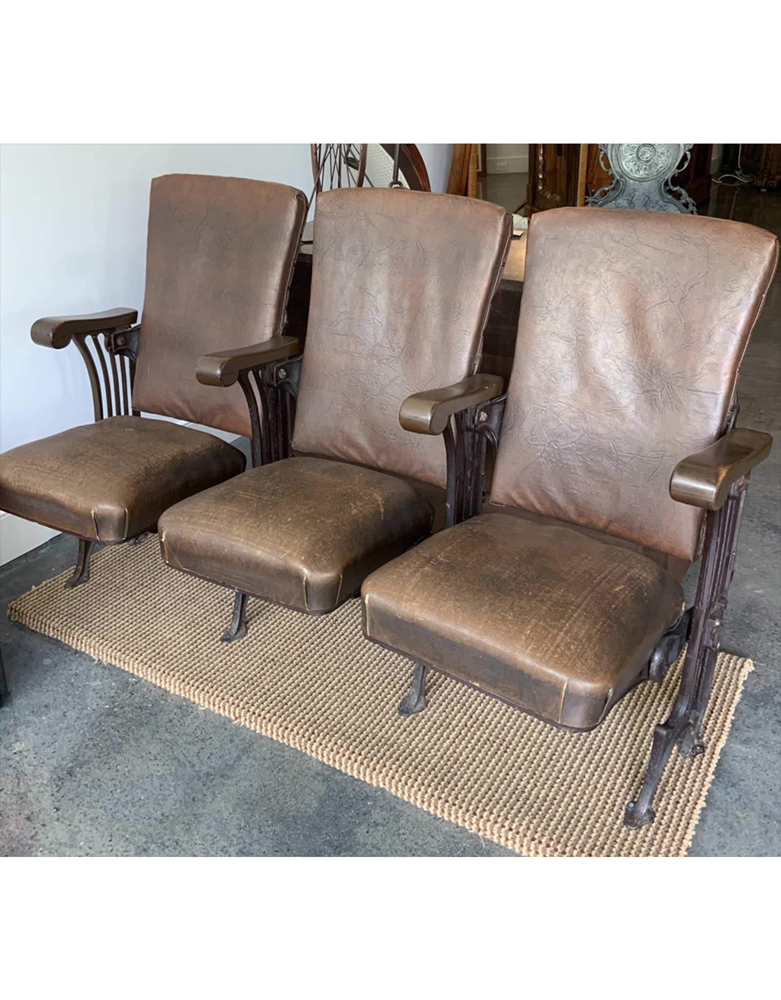 SPV Vintage theater seats