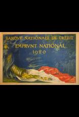SPV Banove Nationale de Credit Emprvnt National 1920