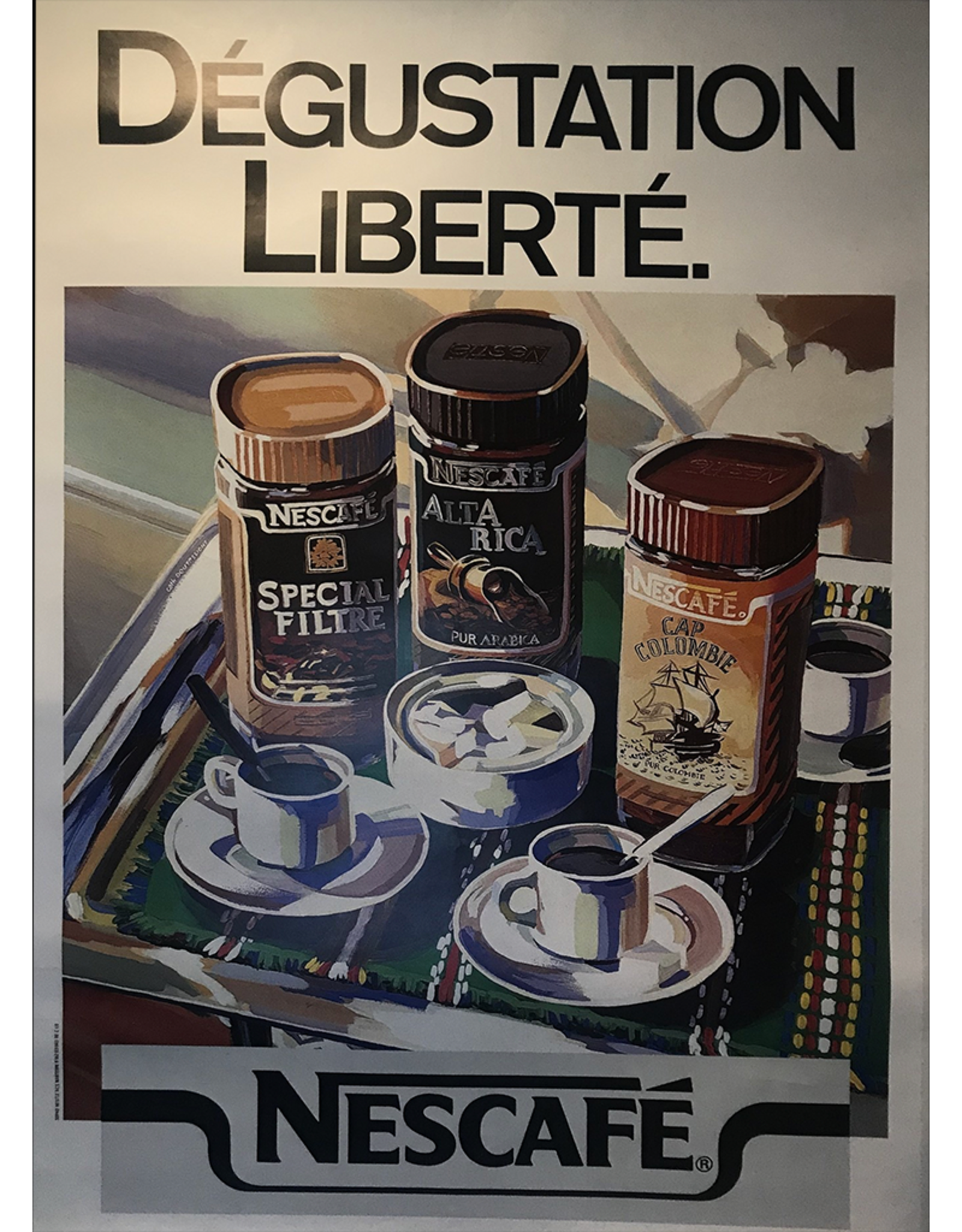 SPV Degustation Liberte Nescafé